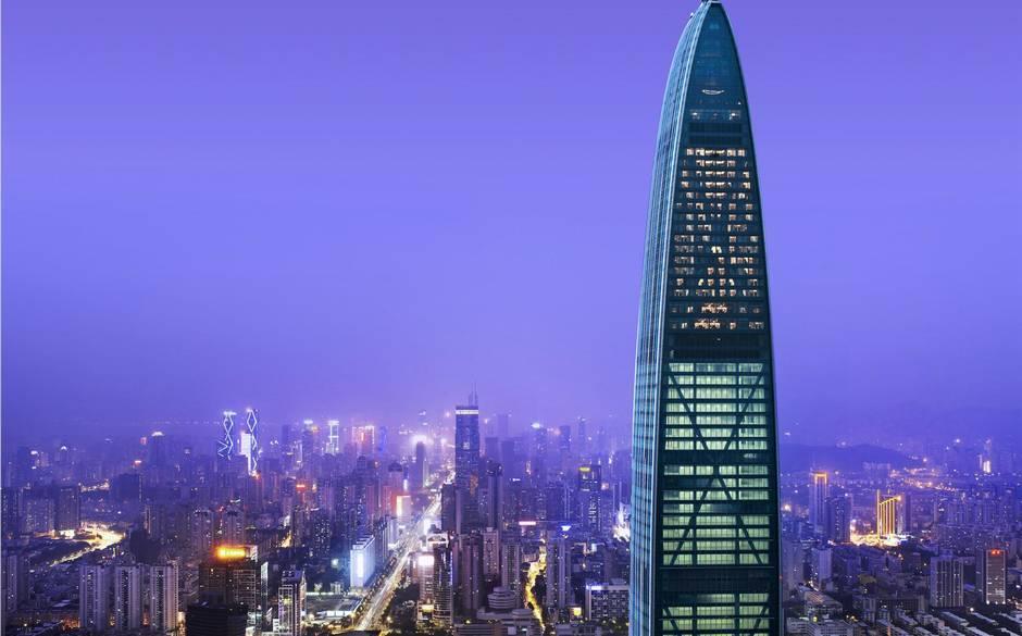 1 St+Regis+Shenzhen