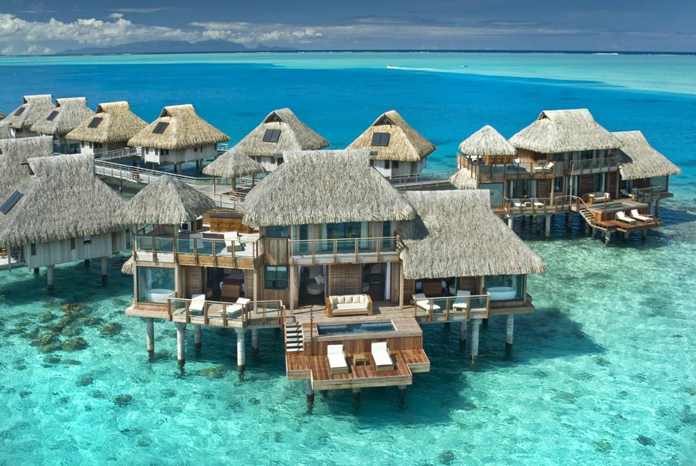 Kelionė į Bora Bora (egzotinės kelionės) 1