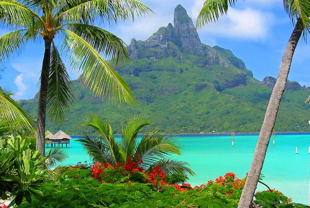 Kelionė į Bora Bora (egzotinės kelionės) 9