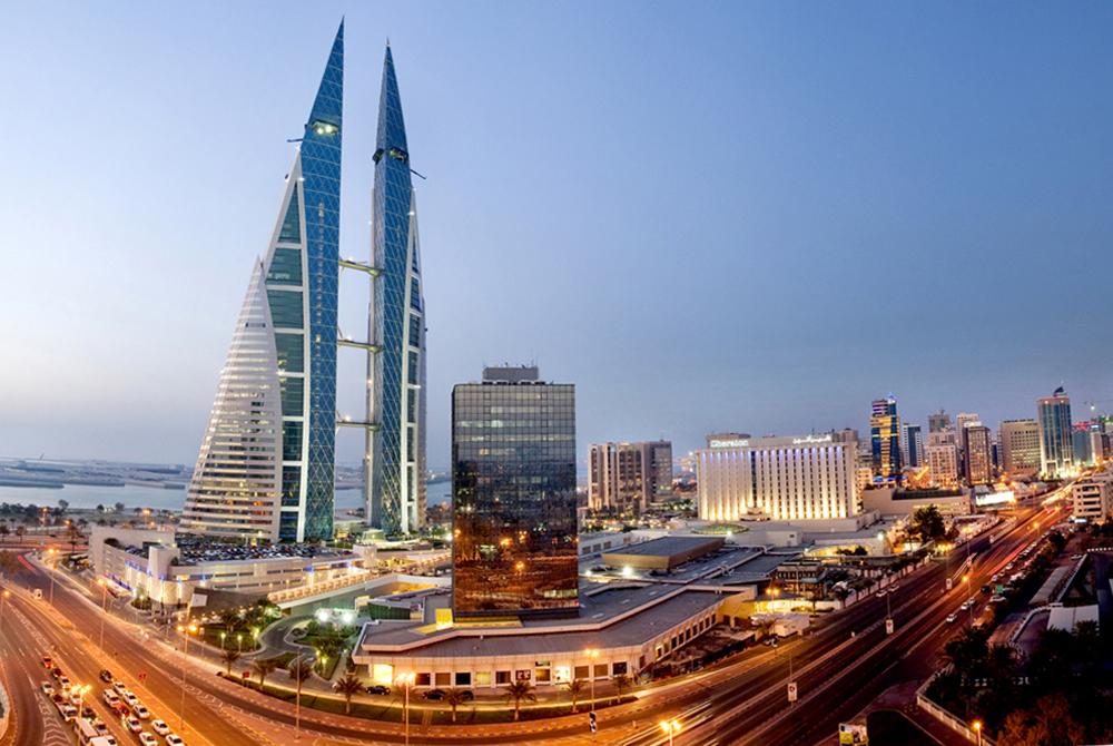 Cityscape, Manama, Bahrain