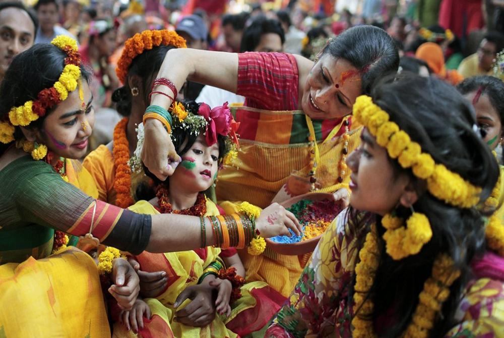 Bangladesh Spring Festival